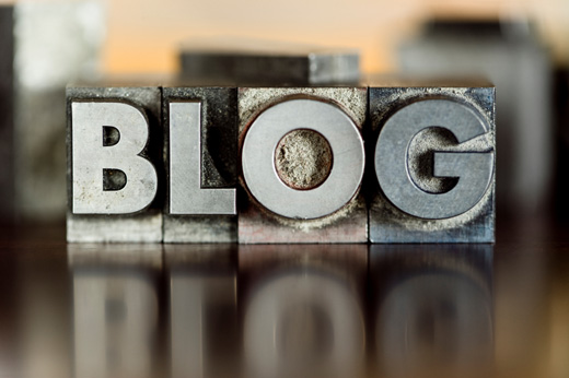 Another blogger blogging on ablog.
