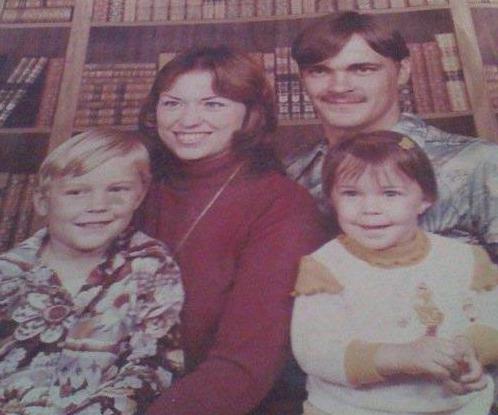 Early 70's Harper Family