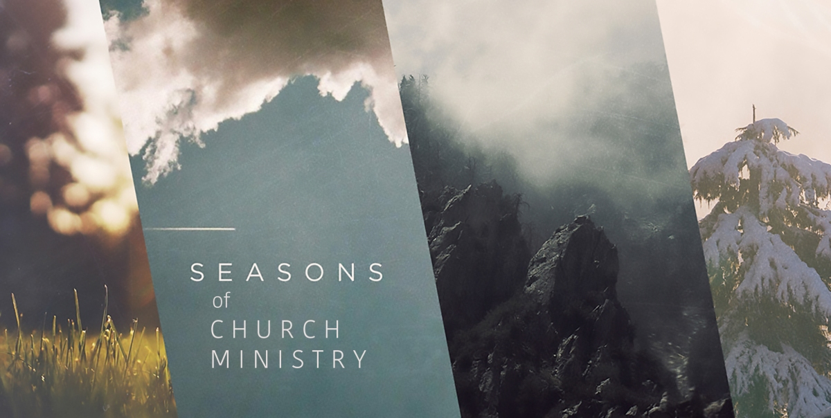 Seasons of Ministry