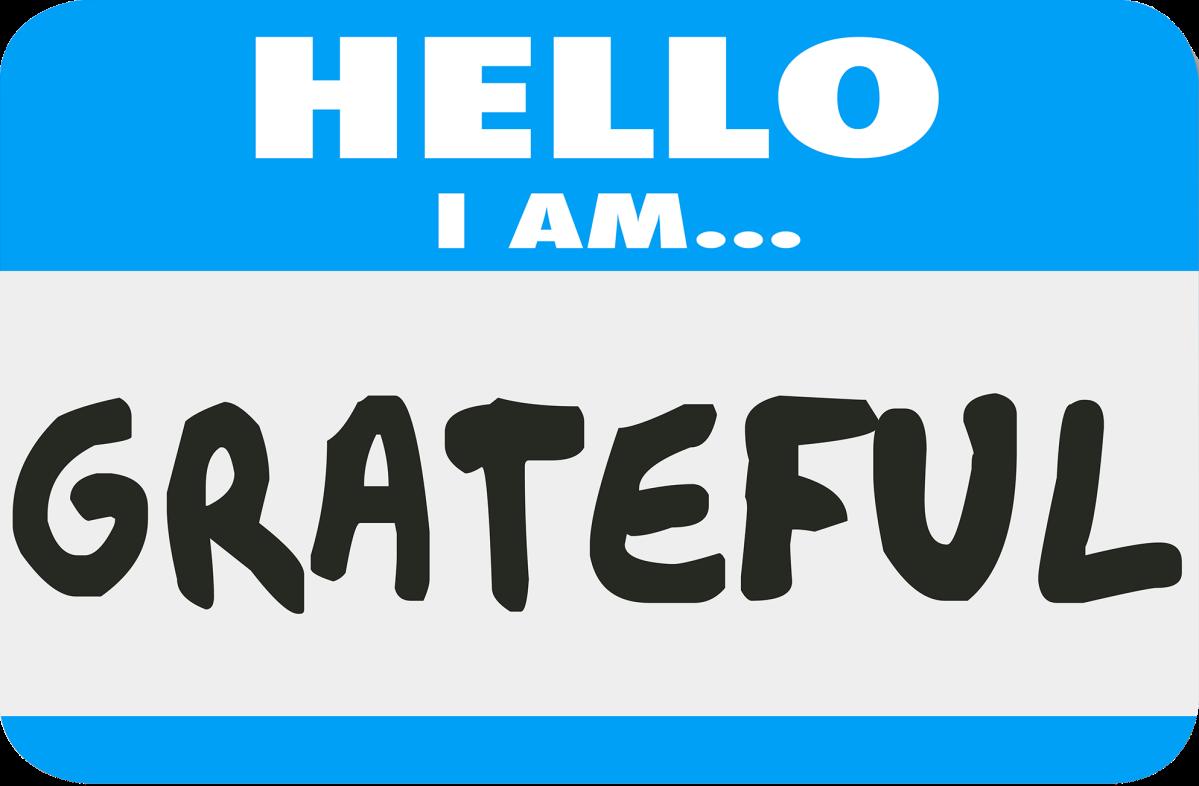 Hello, I'm Grateful